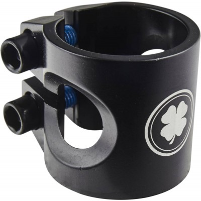 Lucky Standard Double Pro Scooter Clamp - Black