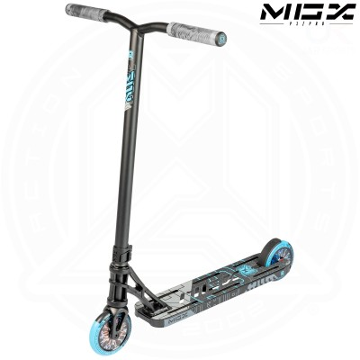 "MGP MGX P1 - PRO Scooter 4.5"" - Black/Blue"