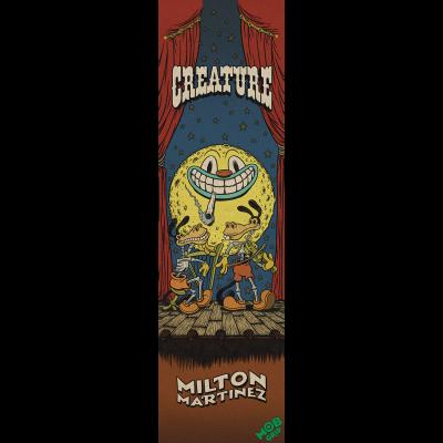 "MOB Graphic Grip Creature Martinez Festival Multi - 9"""