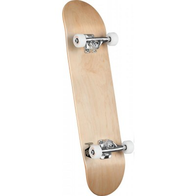 "Mini Logo Chevron Detonator Birch Skateboard - Natural 7.5"""