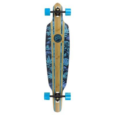 Mindless Maverick DT IV Talisman Complete Longboard - Blue