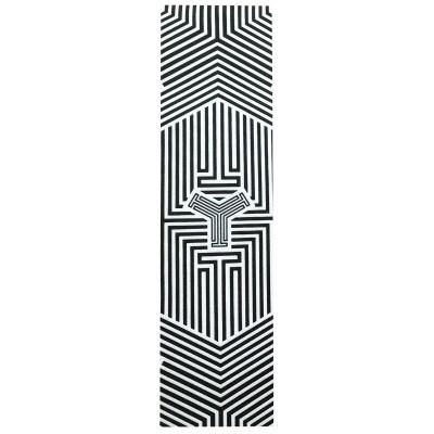 Oath Clear Cast Scooter Griptape - Logo