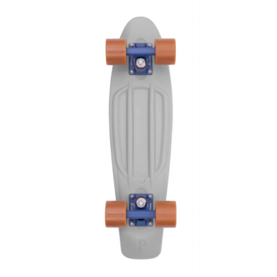 """Penny Cruiser 22"""" Stone Forest - Grey"""
