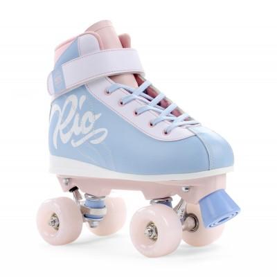 Rio Roller Milkshake Quad Skates - Cotton Candy