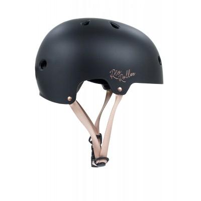 Rio Roller Rose Helmet - Black