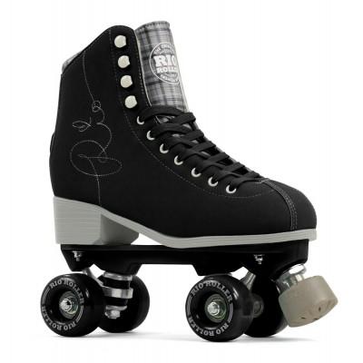 Rio Roller Signature Quad Skates - Black