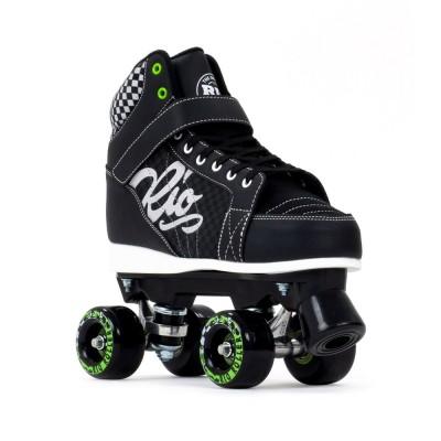 Rio Roller Mayhem II Quad skates - Black