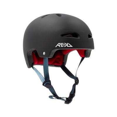 REKD Ultralite In-Mold Helmet - Black