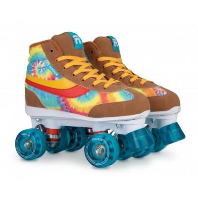 Rookie Legacy Tie Dye Roller Skates