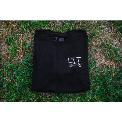 Undialed LIT T-Shirt - Black
