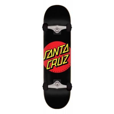 """Santa Cruz Classic Dot Complete Skateboard Multi - 8"""""""