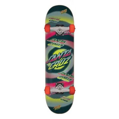 """Santa Cruz Hypno Dot Complete Skateboard - 7.75"""""""