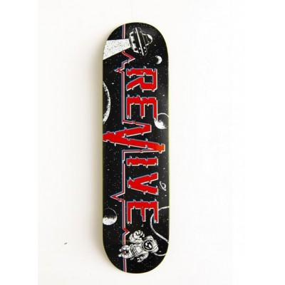 "Revive Space Lifeline 3.0 Skateboard Deck -7.5"""