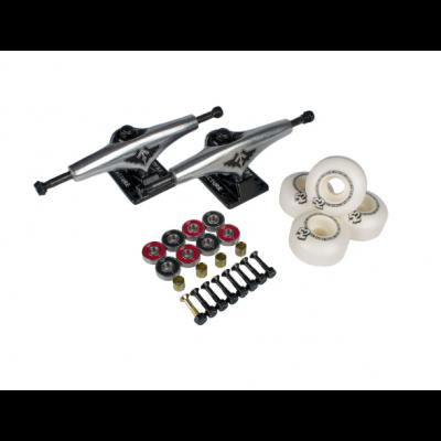 FR Undercarriage Kit - Black/Raw 5.0