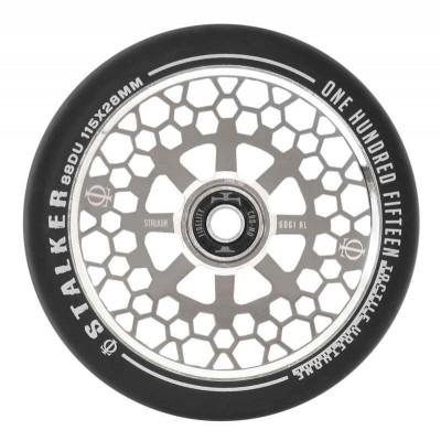 Oath Stalker Scooter Wheel - Neosilver