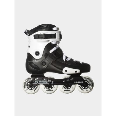Seba '16 FRX 80 In-Line Skates - Black