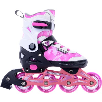 Tempish Dasty Adjustable Kids Inline Skates - Pink