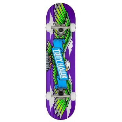 """Tony Hawk SS 180 Wingspan Complete Skateboard - Purple 7.75"""""""