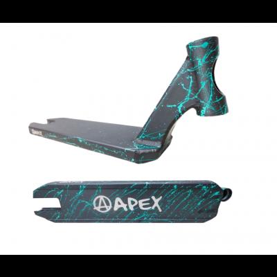 APEX Pro Scooter Deck 580mm - Splash