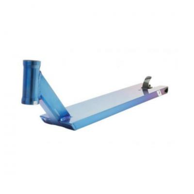 UrbanArtt Primo V3 Bones Dropout Deck - Neo Blue