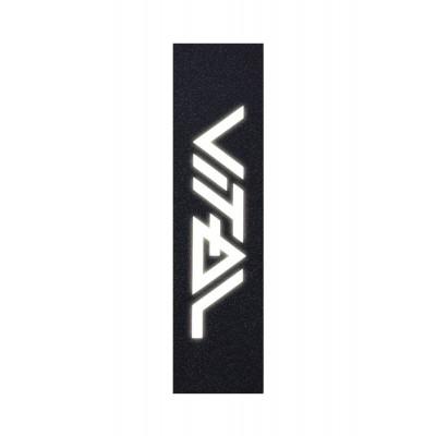 Vital Logo Scooter Griptape - Reflective