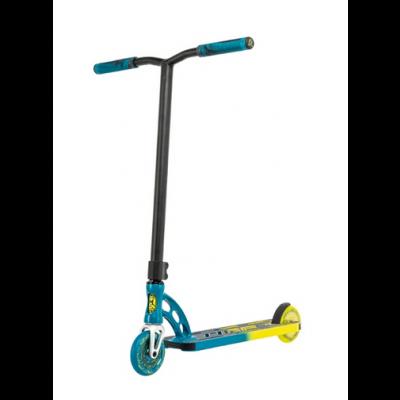 MGP Origin Pro Faded Stunt Scooter - Petrol/Yellow