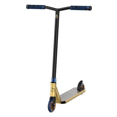 Fuzion Z250 Complete Scooter 2021 gold