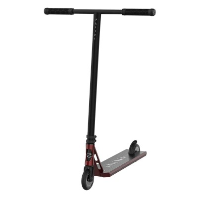 Fuzion Z350 Boxed Complete Scooter 2021 - Burgundy