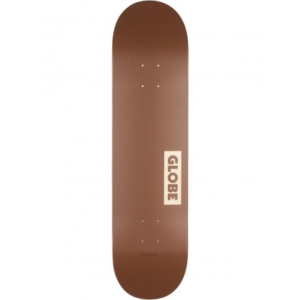 "Globe Goodstock Skateboard Deck 8.5"" - Clay"