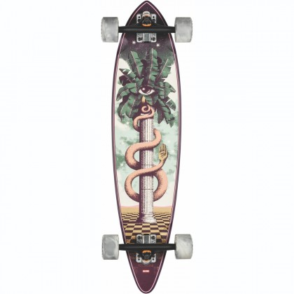 Globe Pintail 34 The Sentinel Complete Longboard