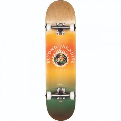 "Globe G1 Ablaze Complete Skateboard 7.75"" - Ombre"