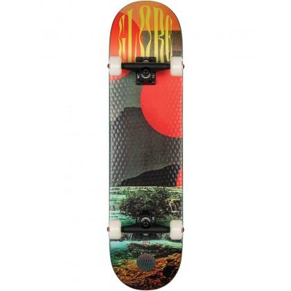 "Globe G2 Rapid Space Sundance Complete Skateboard - 8.0"""