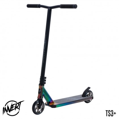 Invert V2 TS3+ Complete Scooter - Black/Neochrome