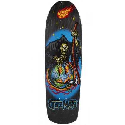 """Santa Cruz Pro Guzman Smile Preissue Skateboard Deck - 9.16"""""""