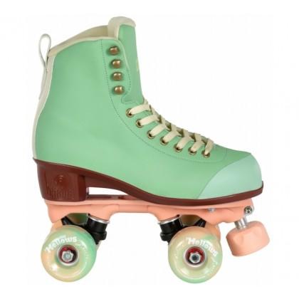 Chaya Lifestyle Melrose Elite Sherbet Lime Roller Skates