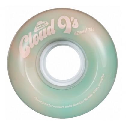 Chaya Cloud 9`s Roller Skate Wheels - 4-Pack