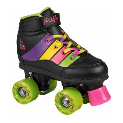 Playlife Kids Groove Roller Skates - Black