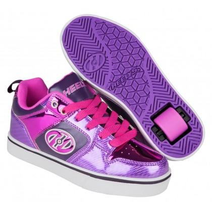 Heelys Motion Plus (HE100384) - Purple/Pink Shimmer/Grape