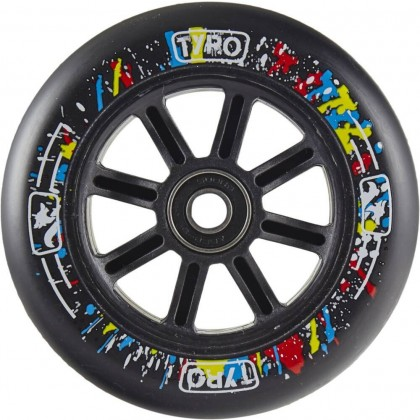 Longway Tyro Nylon Core Pro 110mm Scooter Wheels - Black