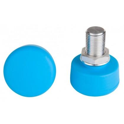 Rookie Toestop Adjustable (2 PK) - Blue