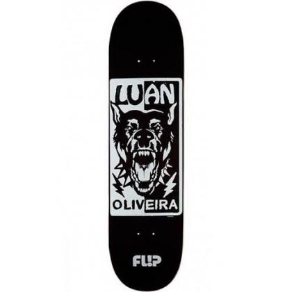 """Flip Skateboards Oliveira Vintage Skateboard Deck - 8.125"""""""